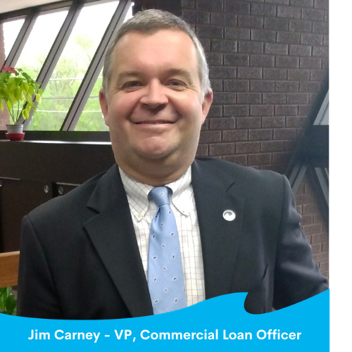 Jim Carney joins ChoiceOne as Vice President, Commercial Loan Officer